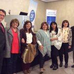 Prof. Dr. Ricardo Pou-Prof. Dra. Ana Ma. Otero- QF. Dra. Ana Lena- Dra. Marisa Dellepiane- Dra. Adriana Sarto-Dra. Paula Guggiari-Dr. Enrique Pons