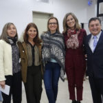 Dra. C. Carrizo, Dra. QF. Ana Lena, Lic . Yannina Otero, Dr. José Ceresetto