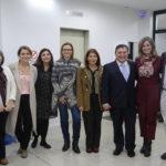 Dra. C. Carrizo, Dra. C. Guillermo, Dra. V . Mérola, Dra. A. Vaucher, Lic. Y. Otero, Dra.QF. A. Lena, Dr. J. Ceresetto, Dra. R. Cuadro, Dr. S. Salisbury, Dra. L. Diaz