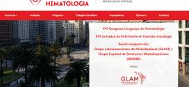 XVI Congreso Uruguayo de Hematología – Setiembre 2021